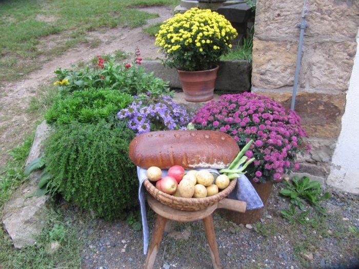 Tag des Brotes und der Kartoffel