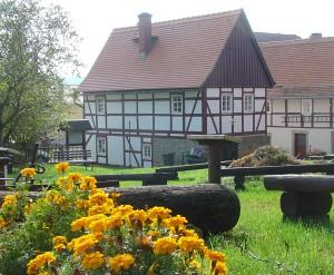 das kleinbauernmuseum reitzendorf im schönfelder hochland
