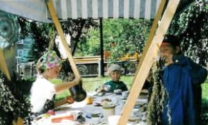 Schulprojekt: Das Kraut in unserem Garten